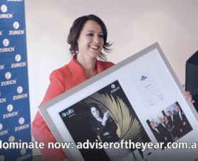 AFA Adviser of the Year Award Winner video